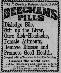 19th_Century_advertisement_for_Beecham's_Pills