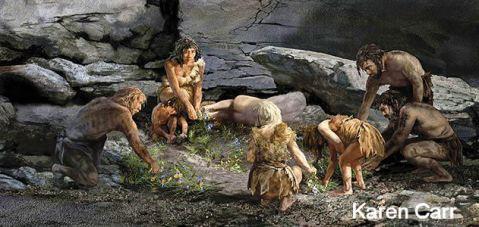 Neanderthal Karen Carr