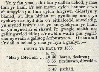 Llythyr Arfonwyson (Gwyddoniadur) 2
