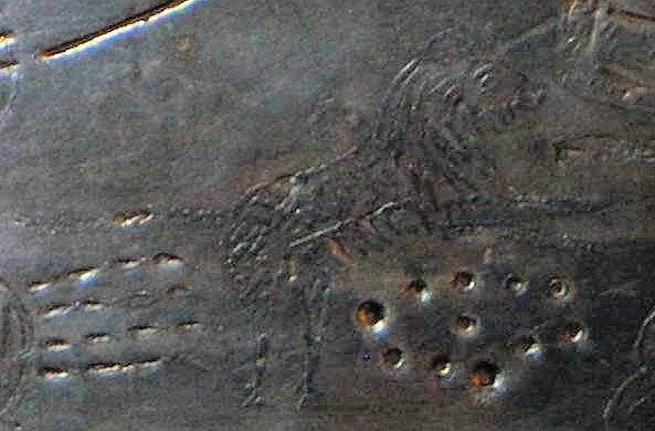 Panel 3 (5) Y Llew (o DSC_0483) goleuach